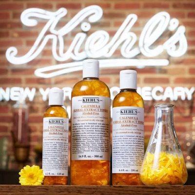 Review toner hoa cúc Kiehl's có đáng bỏ tiền mua ? 2021