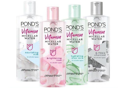 Review nước tẩy trang Pond's làm sạch 99% lớp trang điểm