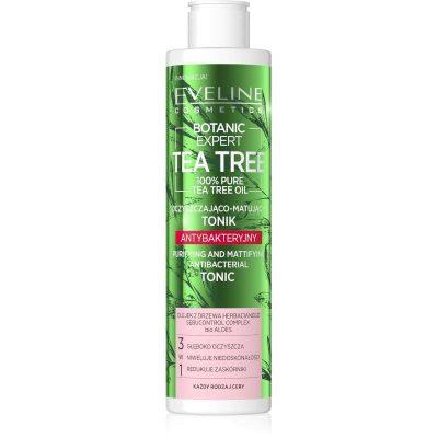 Review toner Eveline Tea Tree Botanic Expert mới nhất năm 2021