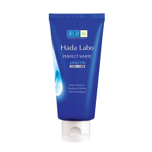 Hada Labo Perfect White Cleanser review