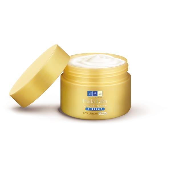 Review kem dưỡng ẩm Hada Labo màu vàng