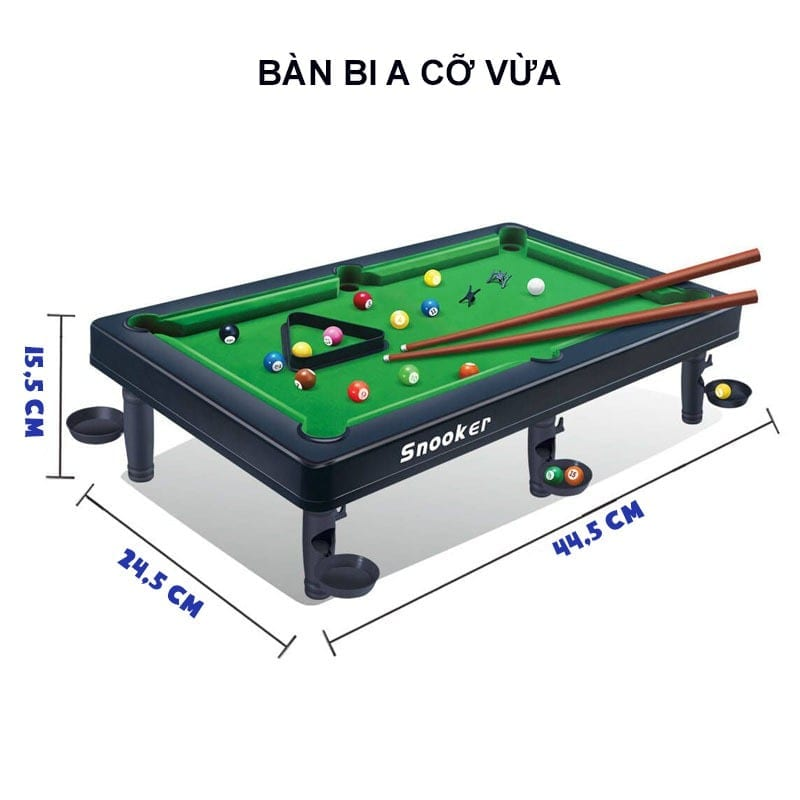 bàn bida mini giá rẻ snooker